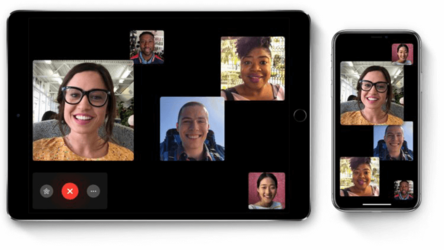 Grave error de privacidad en FaceTime de Apple