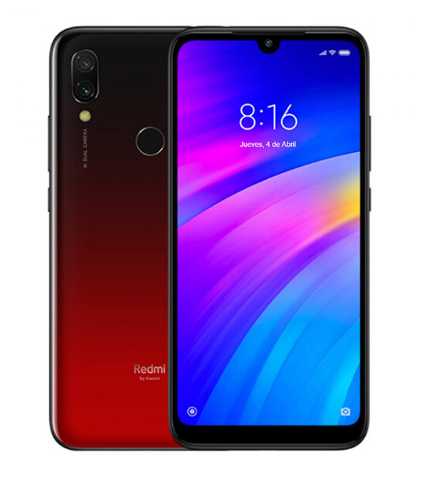Redmi 7 Versión Global
