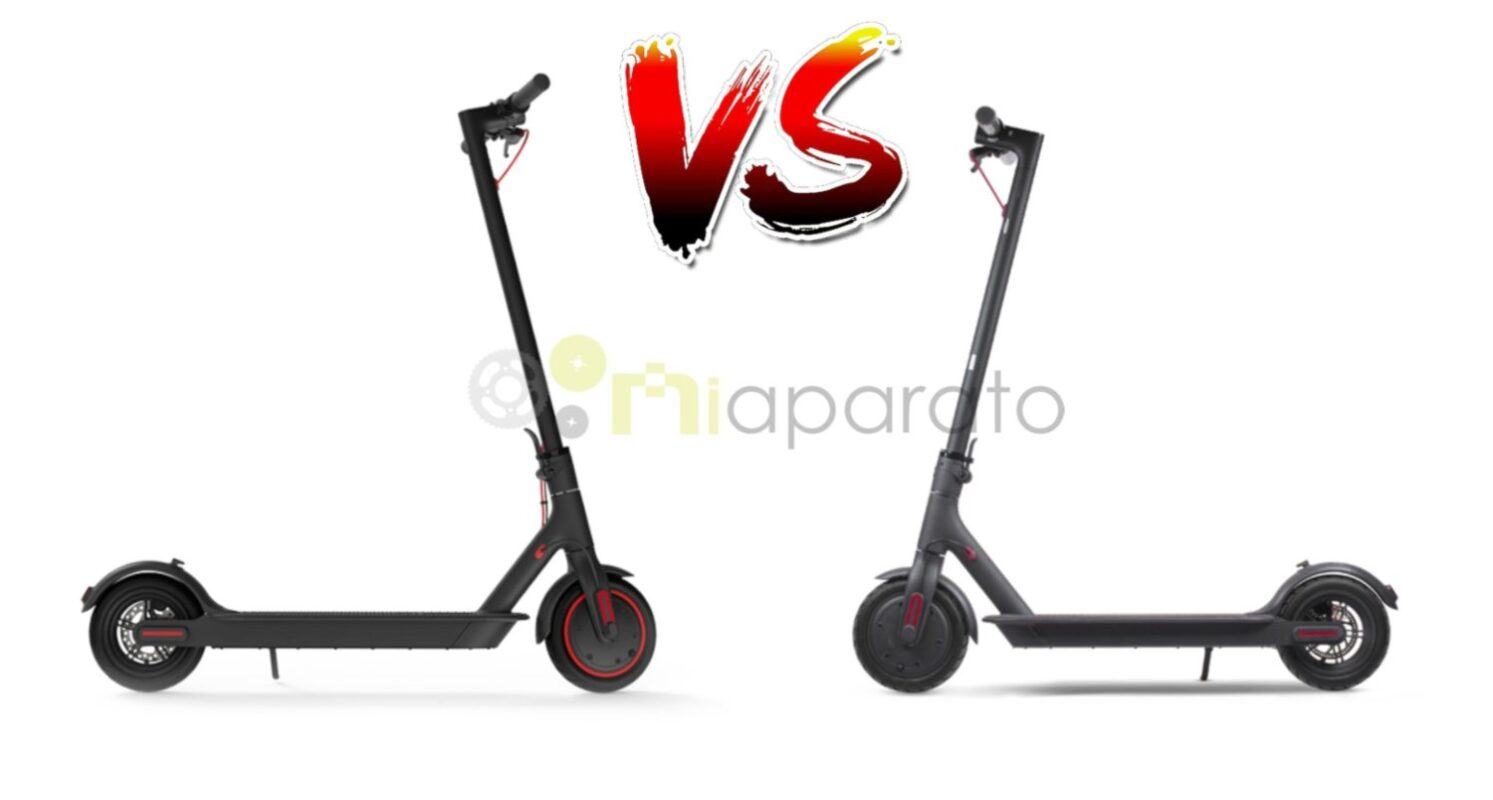 Mi Electric Scooter PRO vs Mi Electric Scooter M365