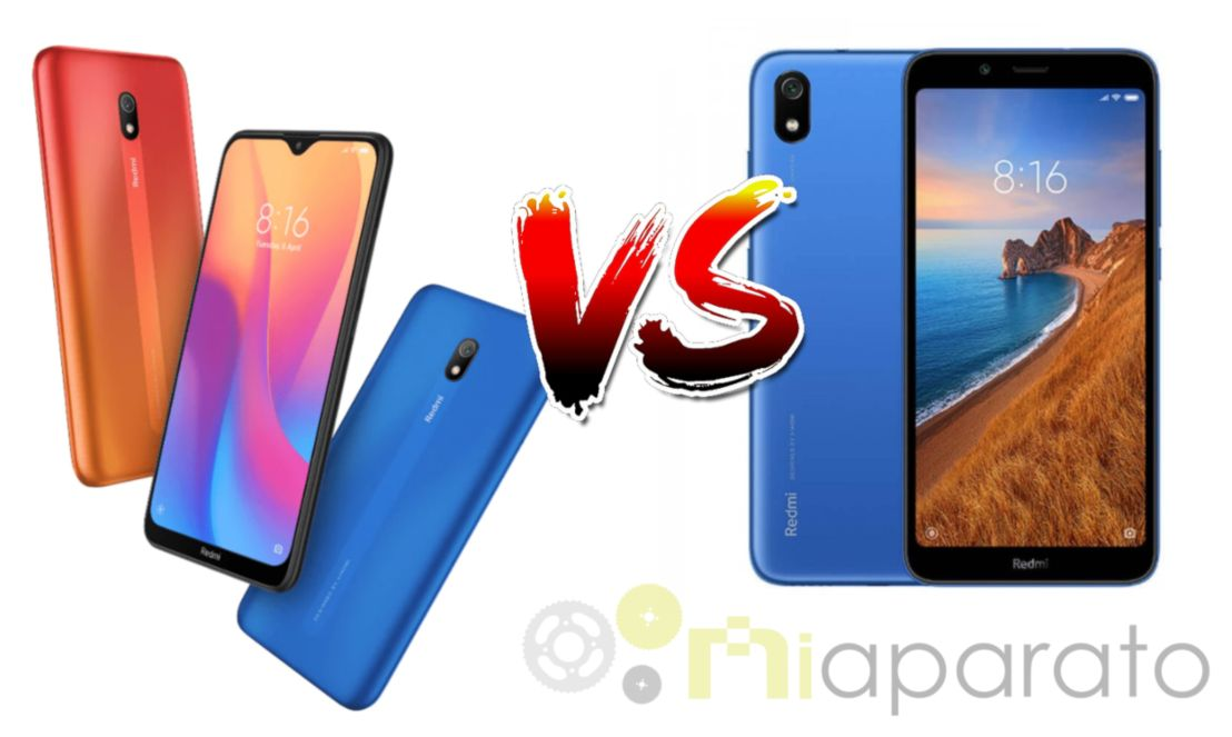 Redmi 8A vs Redmi 7A La COMPARATIVA Definitiva