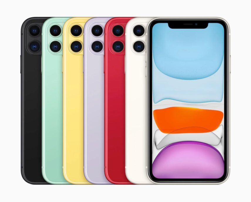 iPhone 11 series - iPhone XI
